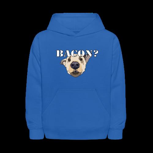 BACON DOG TEASE - Kids' Hoodie