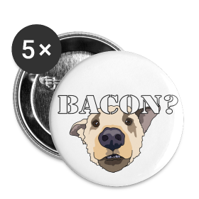 BACON DOG TEASE ~ 215