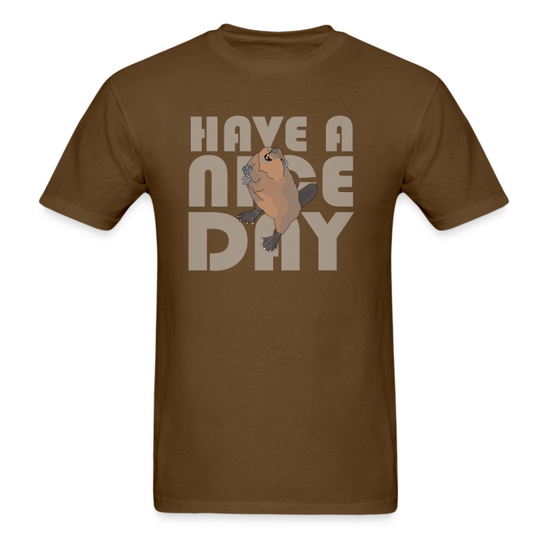 HAVE A NICE DAY - Men's T-Shirt