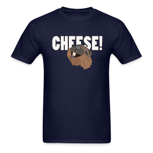CHEESE! - Men's T-Shirt