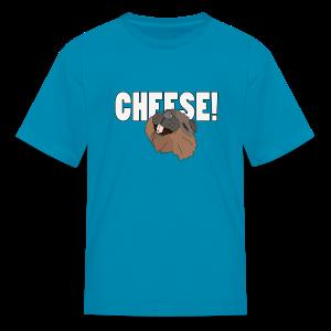 CHEESE! - Kids' T-Shirt