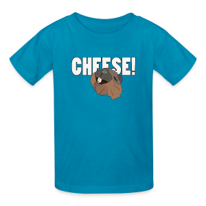 CHEESE! - Kids' T-Shirt