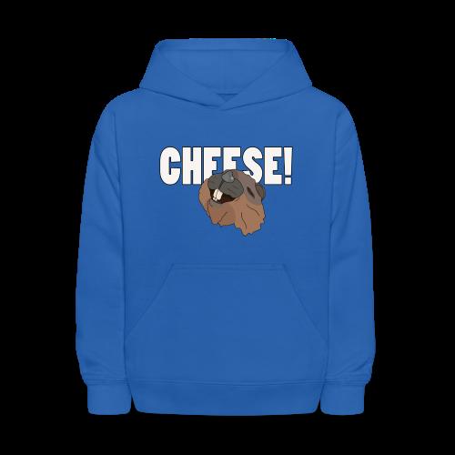 CHEESE! - Kids' Hoodie