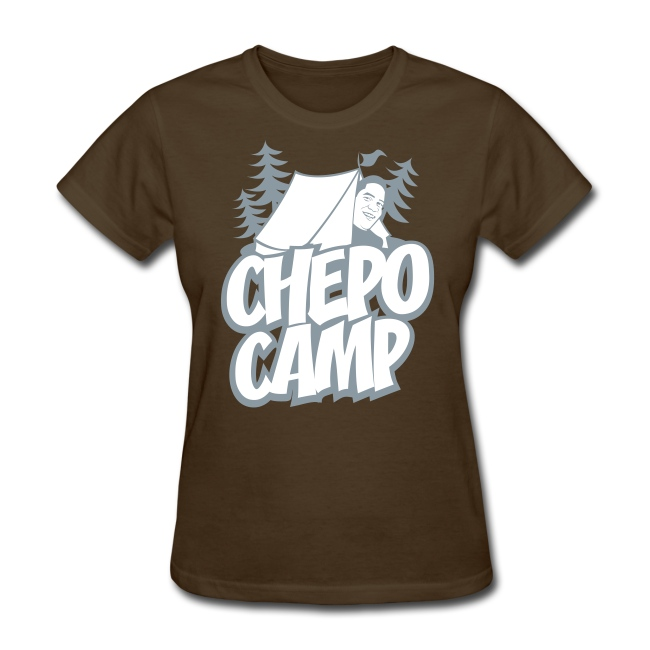 CHEPOS CAMP WOMAN