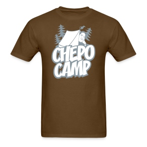 CHEPOS CAMP MEN - Men's T-Shirt