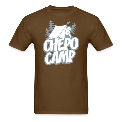 CHEPOS CAMP MEN - Men's T-Shirt