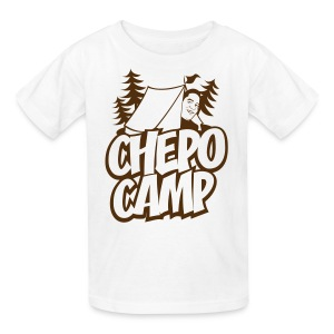CHEPO CAMP kids - Kids' T-Shirt
