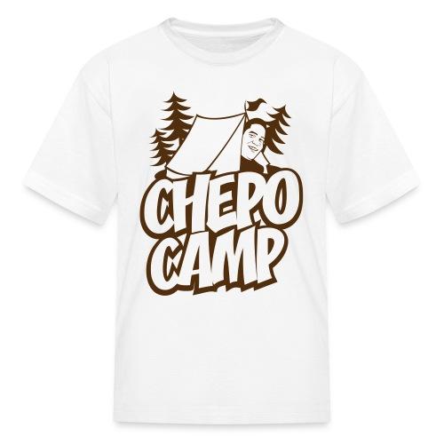 CHEPO CAMP kids - Kids' T-Shirt