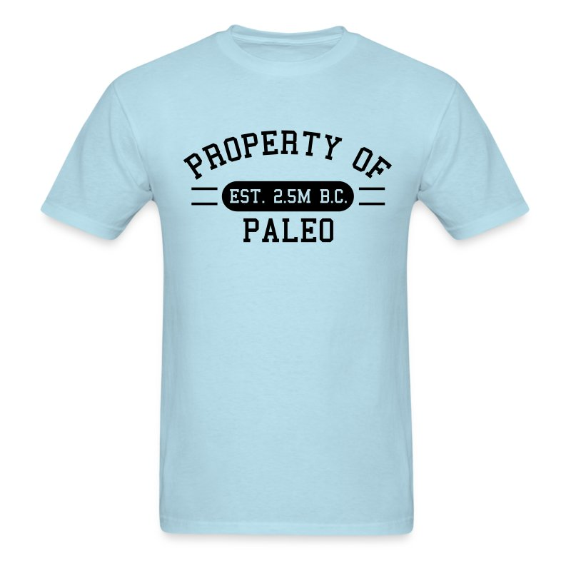 Men's Property of Paleo - Men's T-Shirt