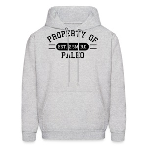 Property of Paleo - Men's Hoodie