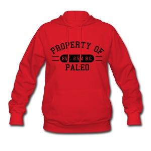 Property of Paleo Hoodie - Women's Hoodie