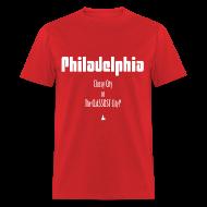 T-Shirts ~ Men's T-Shirt ~ Philadelphia Classy T-Shirt