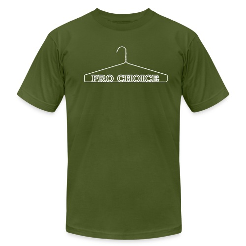 Pro Choice - Men's Fine Jersey T-Shirt