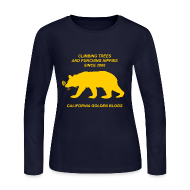 Long Sleeve Shirts ~ Women's Long Sleeve Jersey T-Shirt ~ Article 7477882