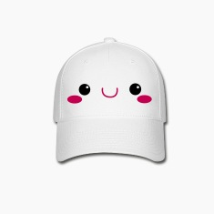 kawaii face cute! Caps