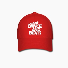love dance and beats Caps