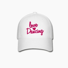 love dancing Caps