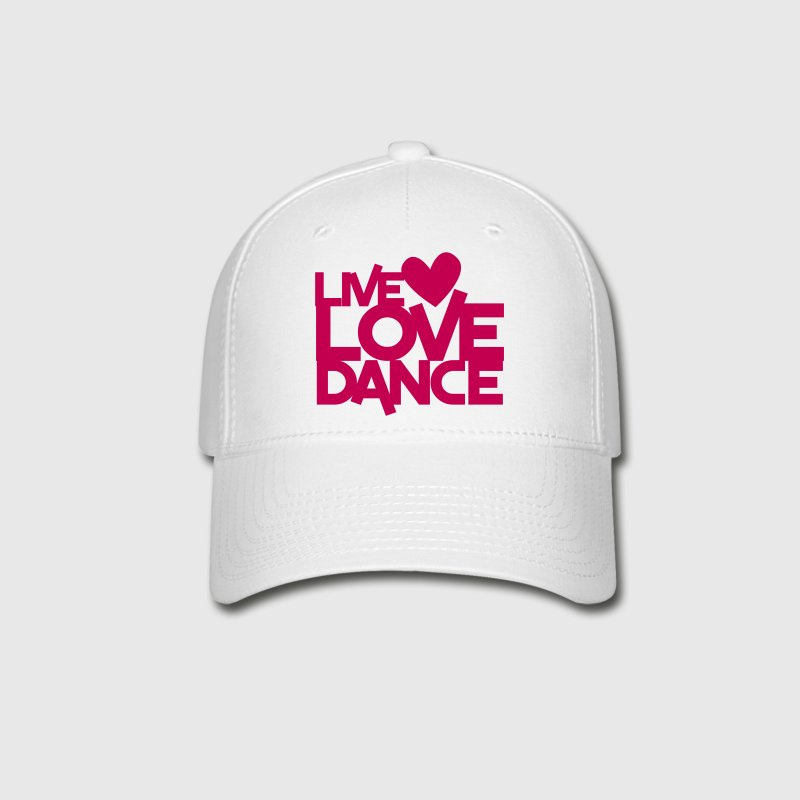 live love dance Caps - Baseball Cap
