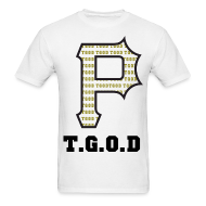 T-Shirts ~ Men's T-Shirt ~ TGOD P
