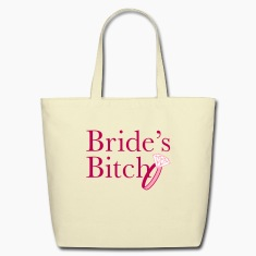 Bride's helper - heavy load tote
