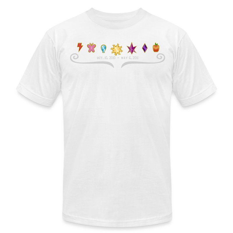 Harmony/AA Tee - Men's T-Shirt by American Apparel
