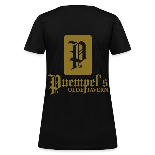 Golde Puempel's Tee - Women's T-Shirt