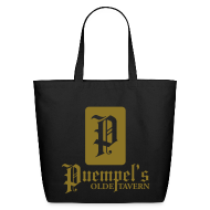 Bags & backpacks ~ Eco-Friendly Cotton Tote ~ Puempel's Golde Tote