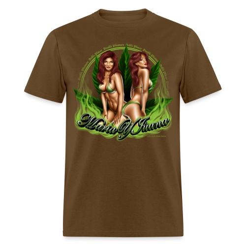 S-120 Maria y Juana Men's T - Men's T-Shirt
