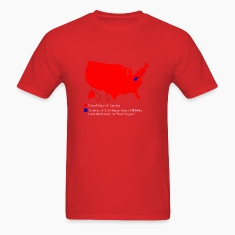 USA West Virginia Funny T-Shirt