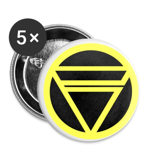 Bioman Badge Small Button - Small Buttons