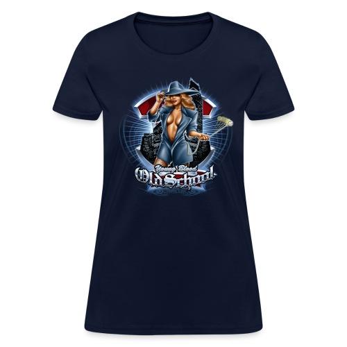 Old School Women's T - Women's T-Shirt