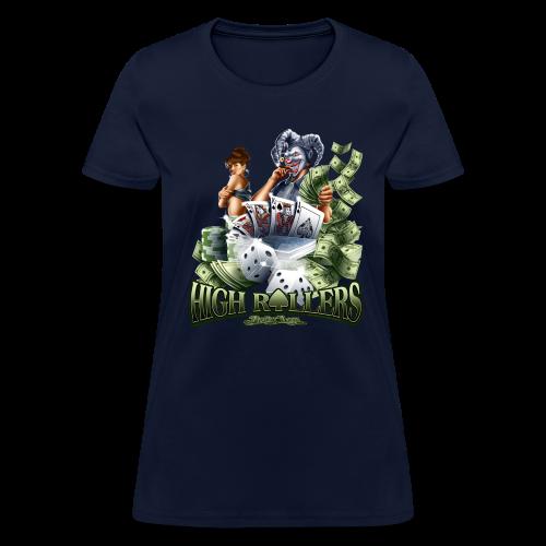 High Roller Women's T - Women's T-Shirt