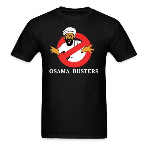 Osama Busters - Men's T-Shirt