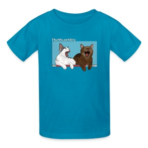 TheMeanKitty - Kids' T-Shirt