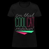 T-Shirts ~ Women's T-Shirt ~ [SHINee] Cool Cat