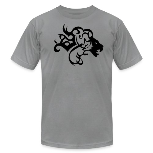 Persian Lion - Men's T-Shirt by American Apparel