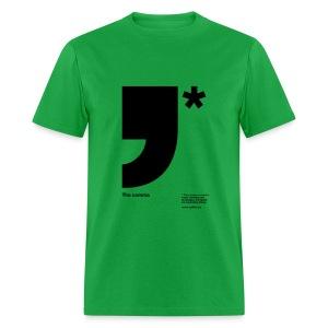 Comma - Men's T-Shirt