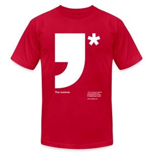 Comma - Men's Fine Jersey T-Shirt