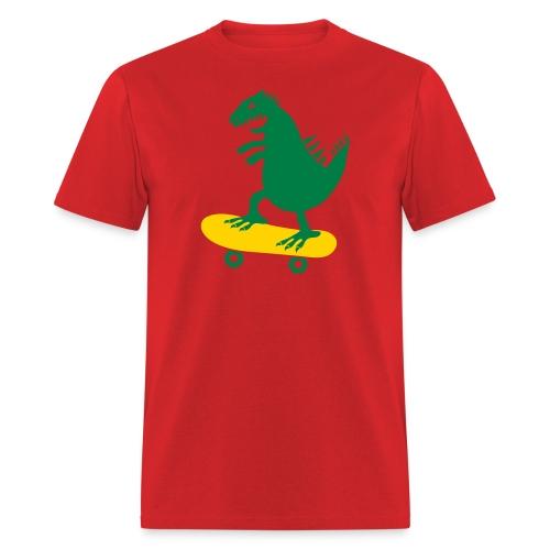 Dino Rush - Men's T-Shirt