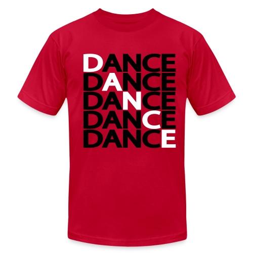 Dance - Men's  Jersey T-Shirt