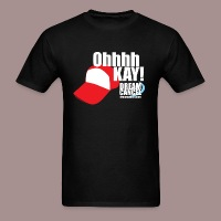 OHHHH Kay! Shirt - Men's T-Shirt