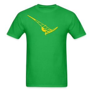 Surfer (Vector) - Men's T-Shirt