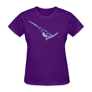 Surfer (Vector) - Women's T-Shirt
