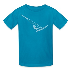 Surfer (Vector) - Kids' T-Shirt