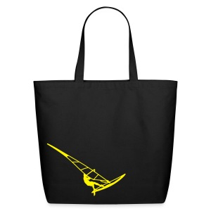 Surfer (Vector) - Eco-Friendly Cotton Tote