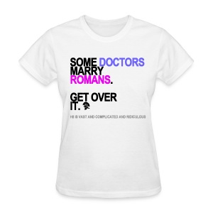 Some Doctors Marry Romans Women's - Women's T-Shirt