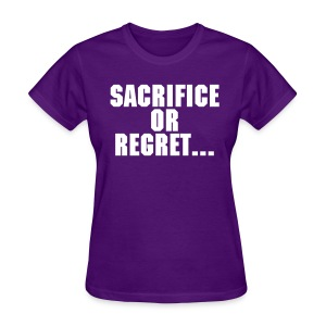 YOUDECIDE - Women's T-Shirt