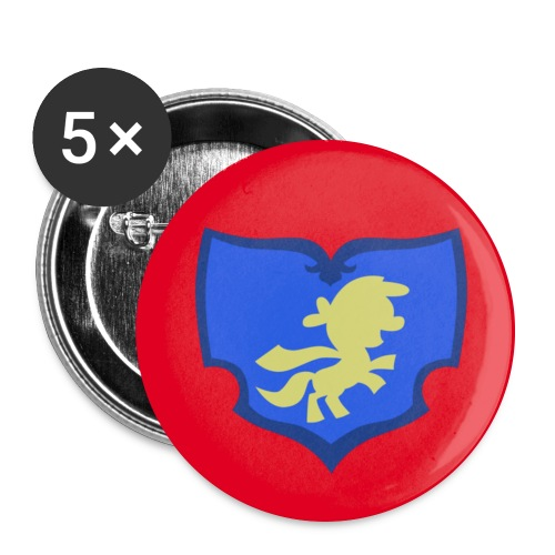 CMC Badge - Large Buttons