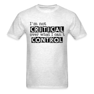 Critical Control Point - Men's T-Shirt