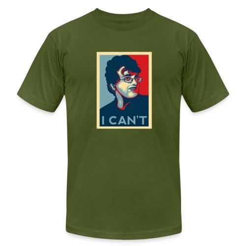 whoa - Men's  Jersey T-Shirt